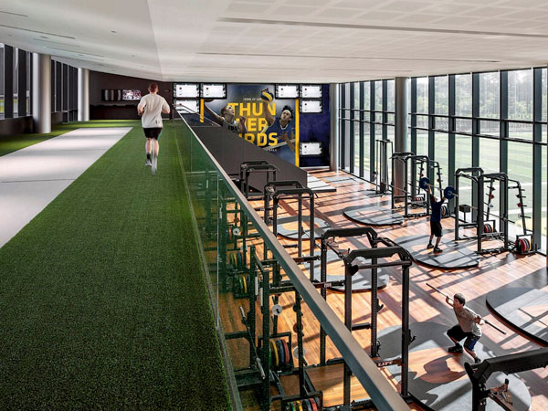 An integrated performance centre is among six projects in the planning stages by the University of British Columbia as part of its UBC Game Plan strategy. While no date has been set for the project, the university did a study that determined there was a need for a high-performance training environment for student athletes and Olympians.