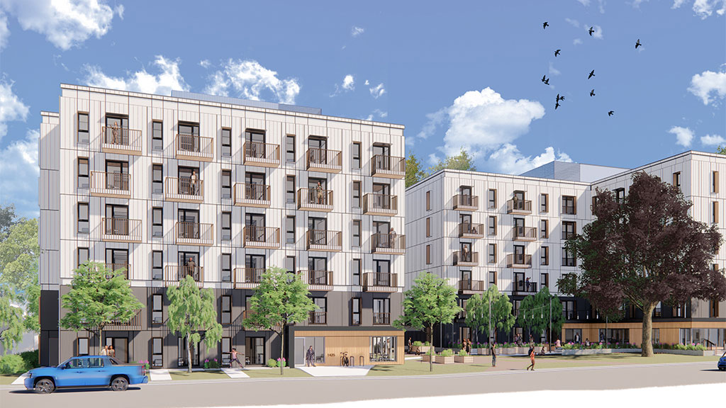 Passive House project aims to make affordable housing energy efficient