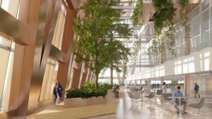 Dialog unveils 105-storey hybrid timber prototype